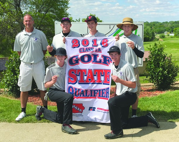NV golfers advance to state