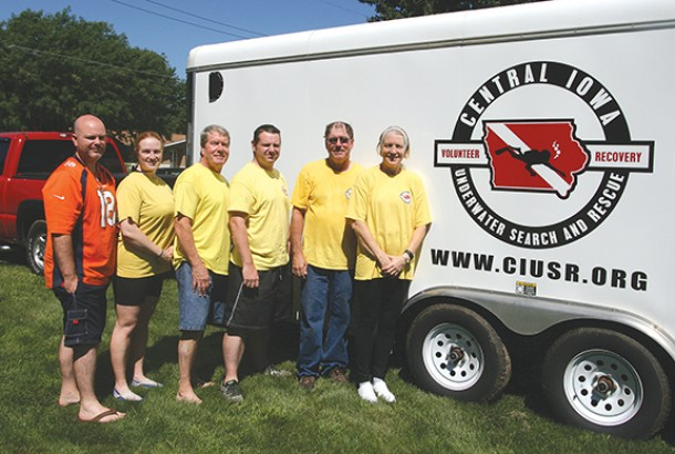 Central Iowa Underwater Search and Rescue