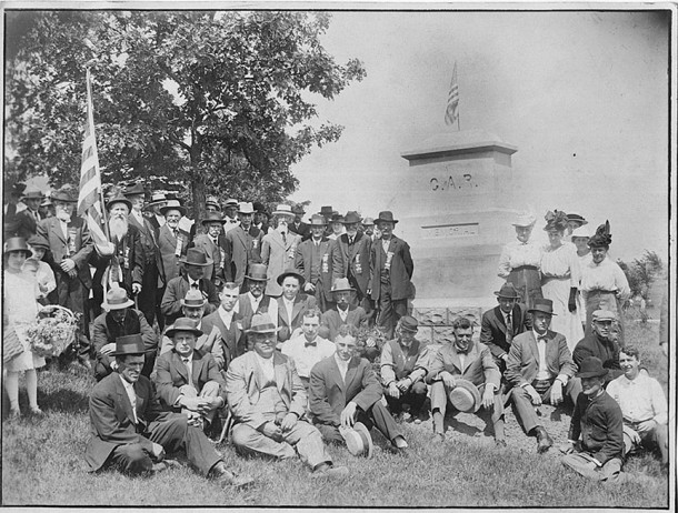 Casey Civil War monument to be re-dedicated
